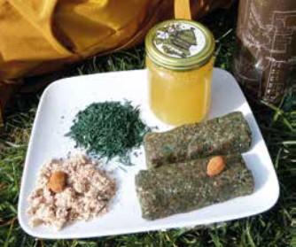NOUGASPIR : Recette gourmande à la spiruline