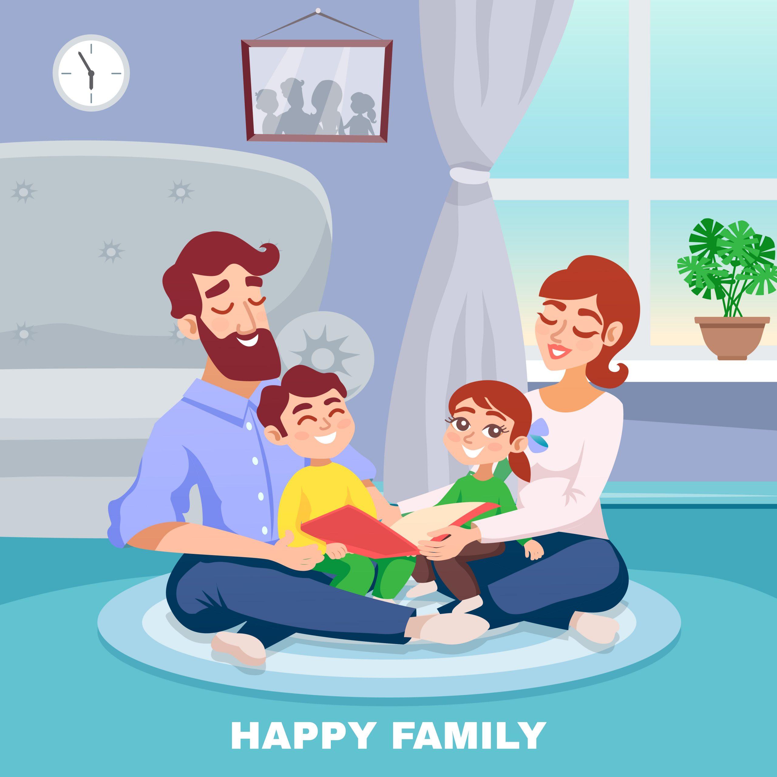 Confinement en famille