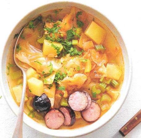 La Soupe au Chou pointu