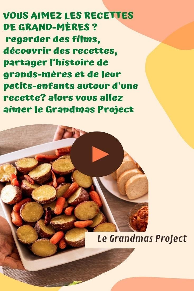 MAGZEN le grandmas project